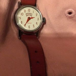 1960s Ingersoll Mickey Mouse watch